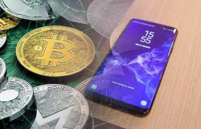 Smartphone Samsung Galaxy S10 Melakukan Kerjasama Dengan Blockchain