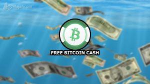 bitcoin cash gratis