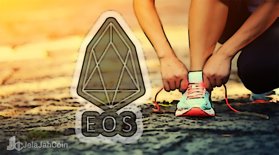 EOS Menandai Catatan dalam Aktivitas Blockchain