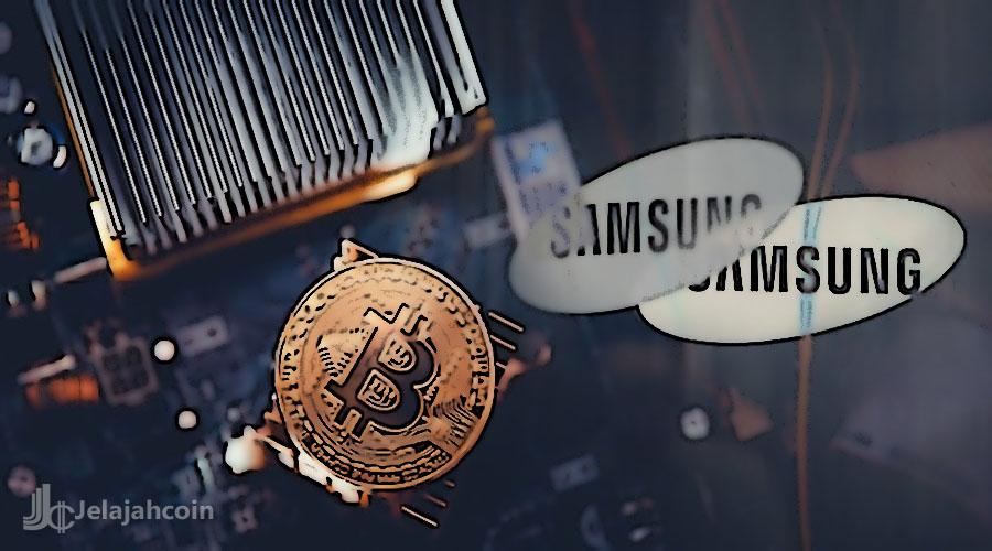 Samsung Merencanakan Mainnet Blockchain Baru Untuk Menampilkan Koin Samsung