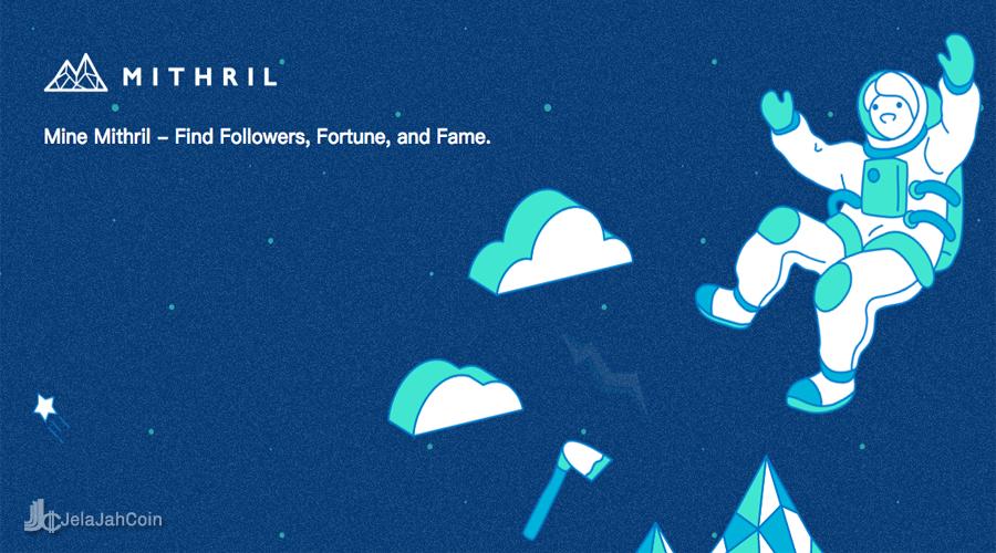 Platform Media Sosial Mithril Menjadi Yang Pertama Bermigrasi ke Binance Chain