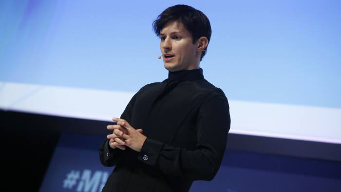Pavel Durov Membuat Telegram Ketika Masih Menjadi Buronan