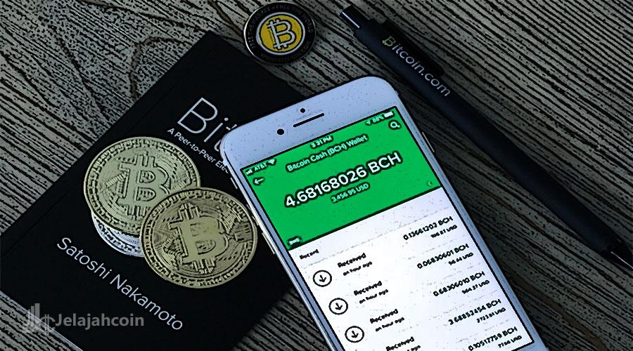 Dibalik 50% Transaksi Oleh Alamat Tunggal Bitcoin Cash