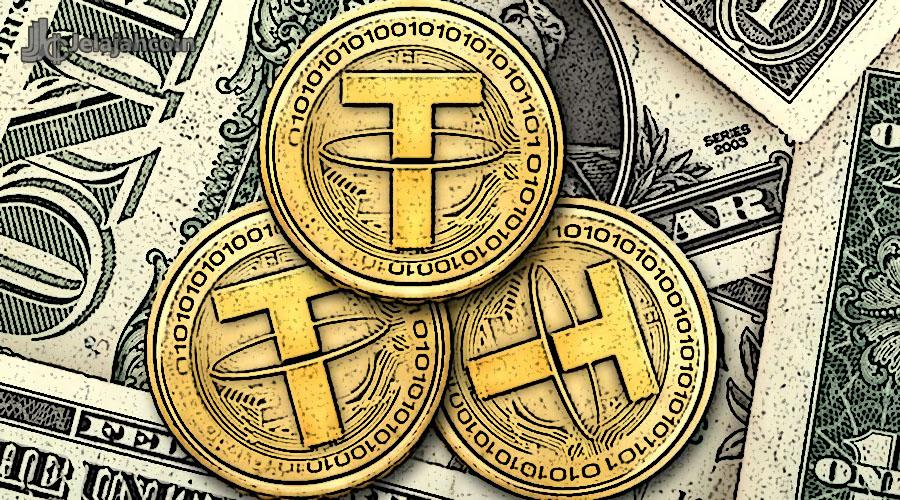 Berita Dukungan Tether Diabaikan Pasar Crypto