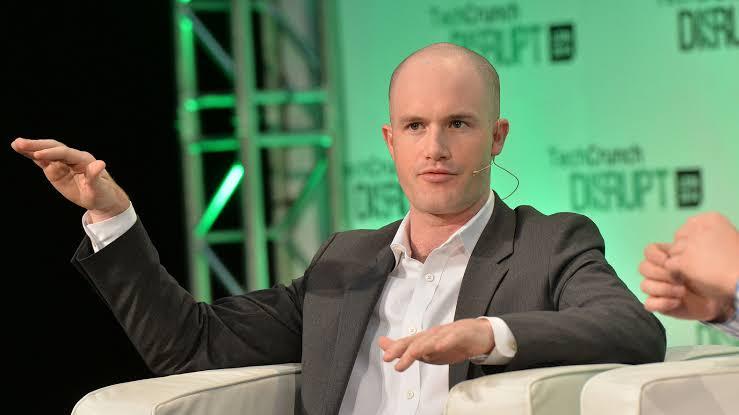 Brian Amstrong: Tahanan Coinbase Mengelola $1 miliar crypto