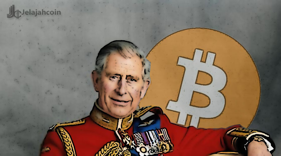 Pangeran Charles Berpikir Blockchain 'Sangat Menarik'