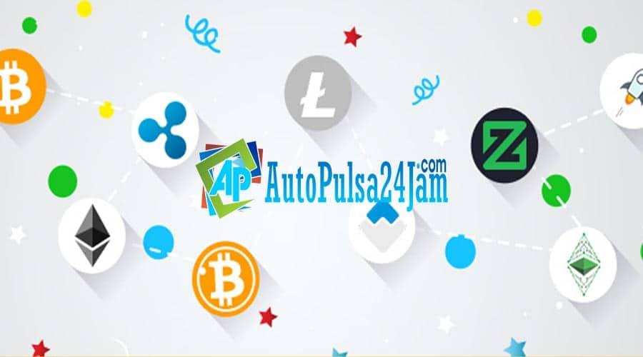 Cara Beli Pulsa Bayar Pakai Bitcoin, Ethereum dan Altcoin