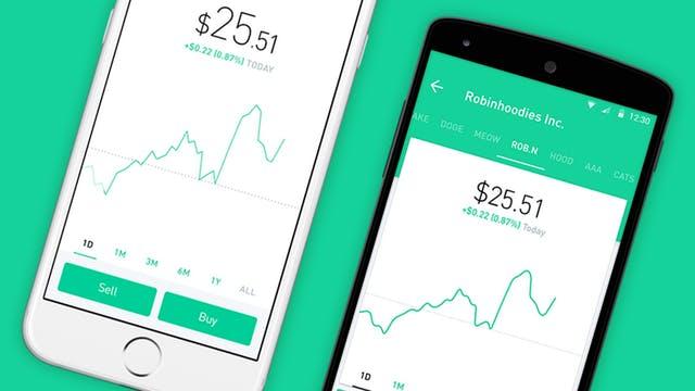Aplikasi Robinhood Trading, Resmi Diluncurkan di New York