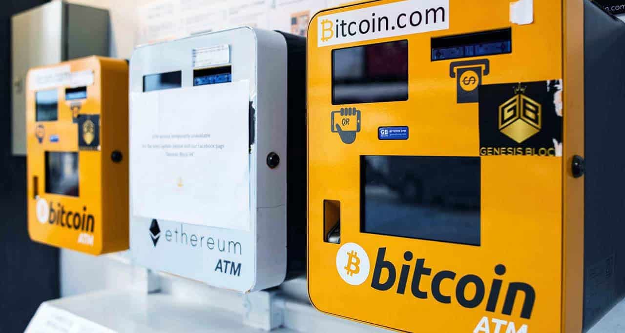 Mantap! 5000 ATM Bitcoin Sudah Tersebar di Seluruh Dunia