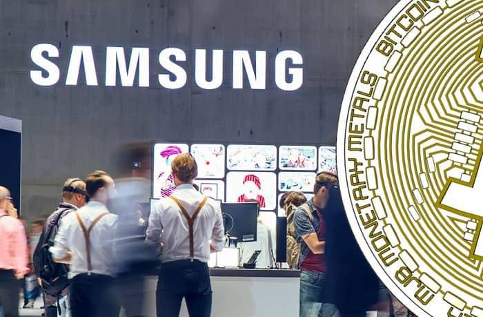 Samsung SDS Blockchain Khawatir Dengan Layanan Baru