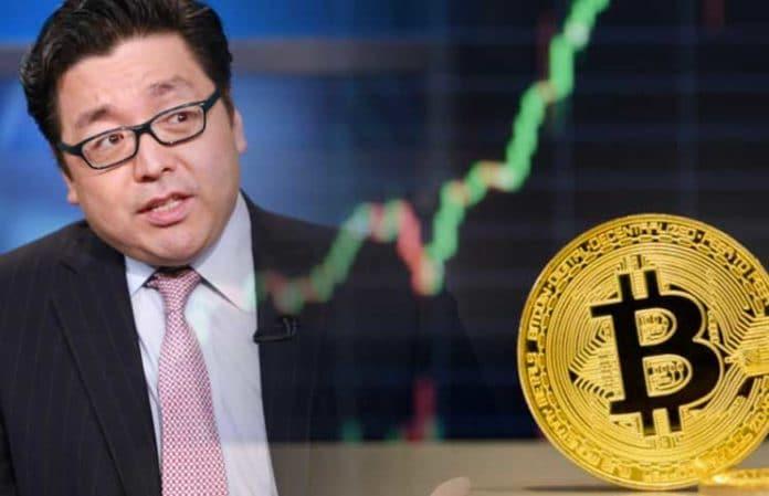 Tom Lee Menargetkan Harga Baru Bitcoin Yaitu $40.000