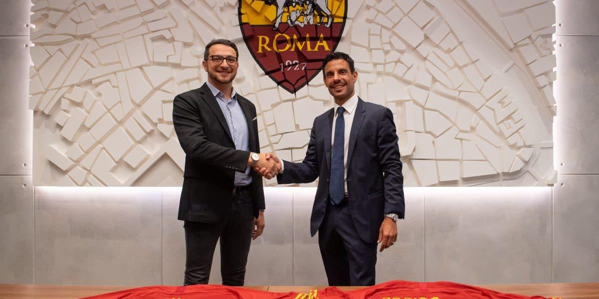 Chiliz Berikan Crypto Resmi Kepada AS Roma melalui Socios