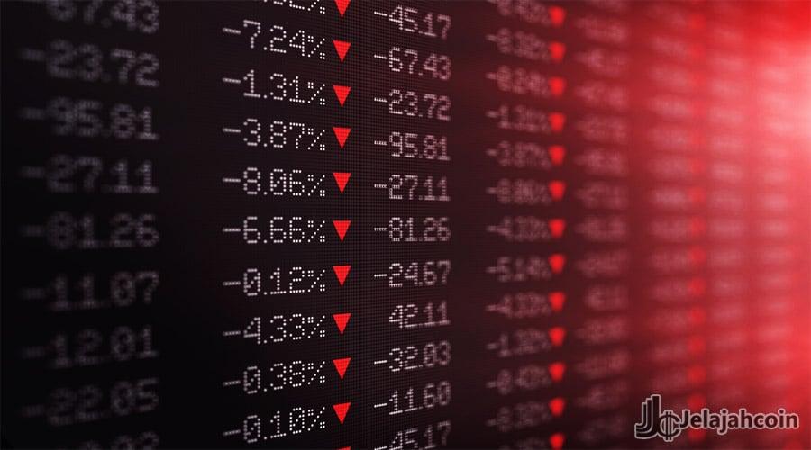 Harga Bitcoin Turun Di Bawah $10.000