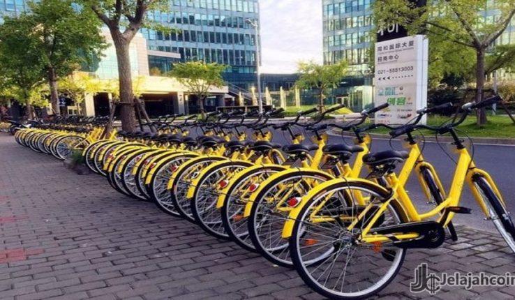 Korea Selatan Memberikan Hadiah Kepada Pengendara Sepeda Berupa Token