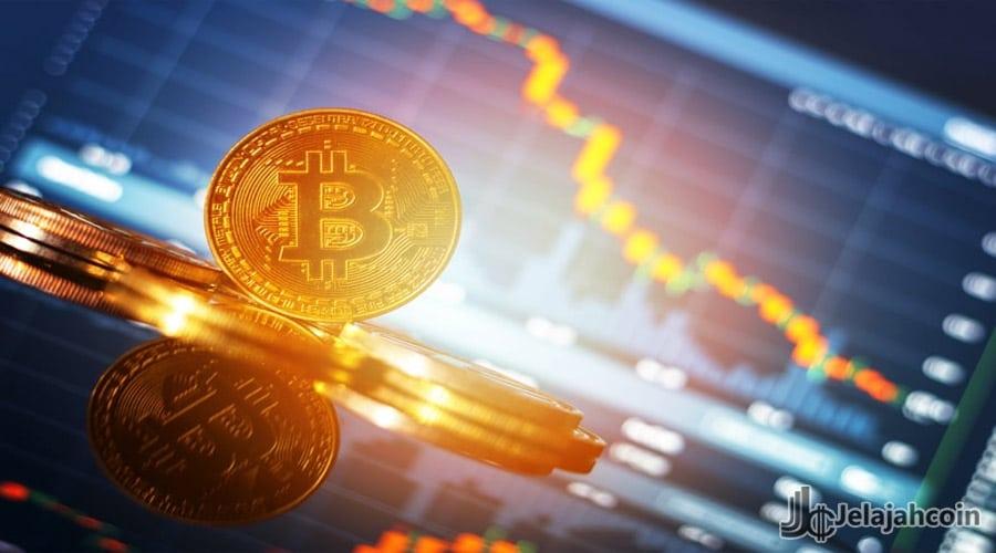 Harga Bitcoin Turun Menjadi -$10.000 di Downtrend Terbaru