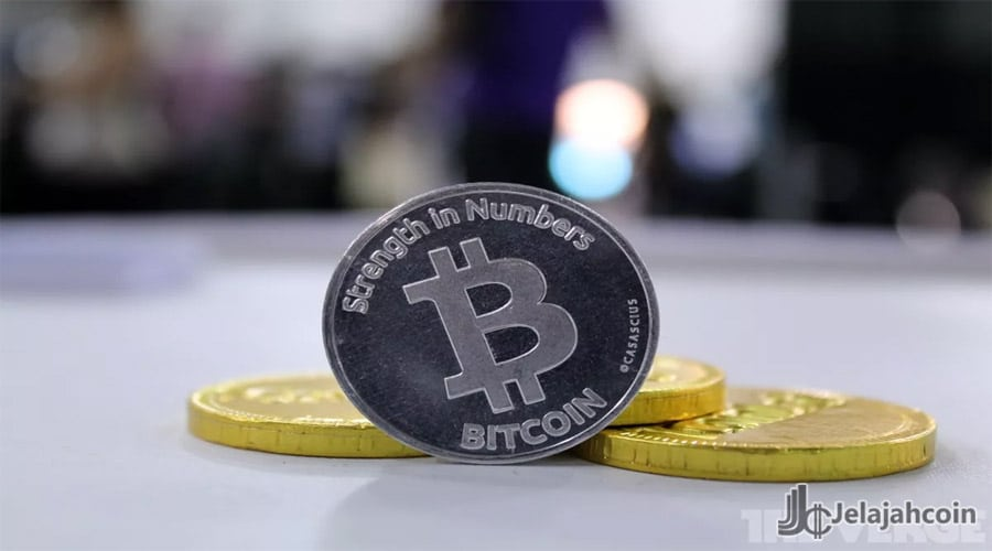 Harga Bitcoin Lebih Stabil Dibanding Poundsterling