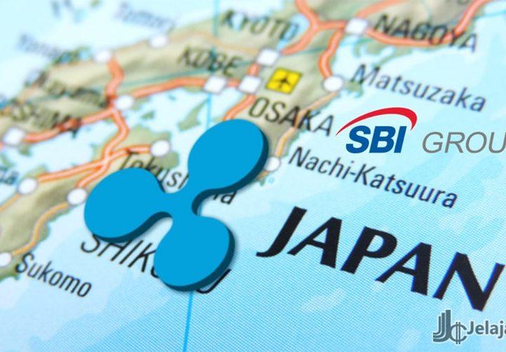 Empat Bank Jepang Berinvestasi di Aplikasi SBI Ripple