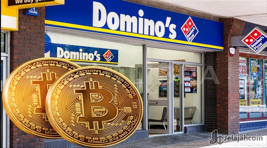 Domino's Pizza Prancis Luncurkan Kompetisi Hadiah Bitcoin
