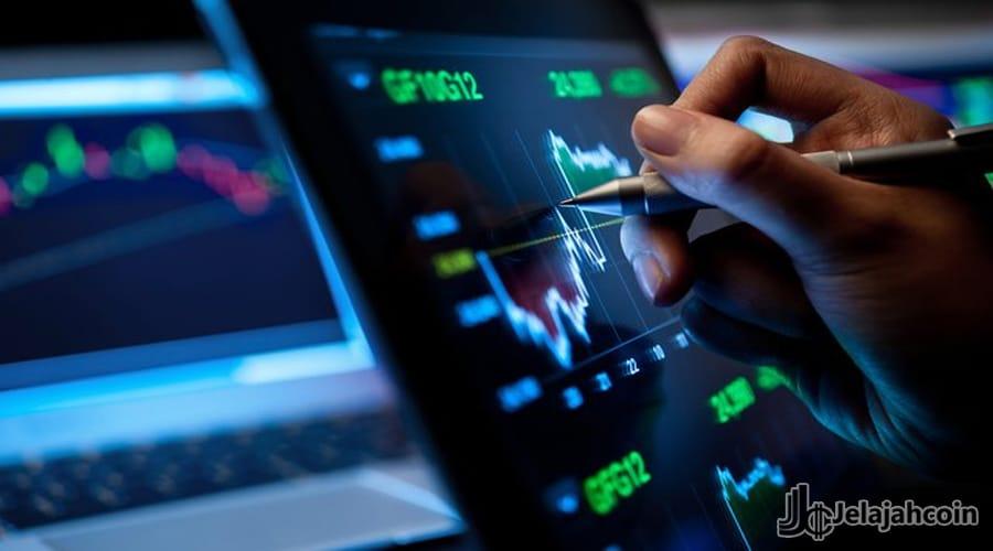 Pasar Crypto Anjlok, Statistik Dihiasi Coretan Merah