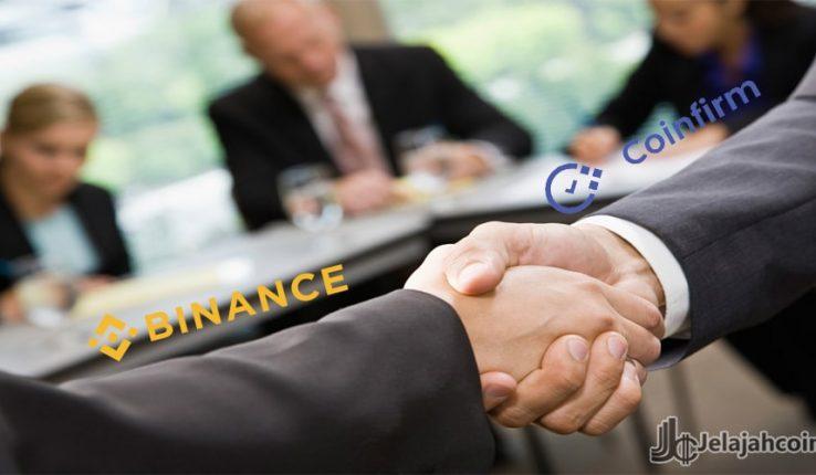 Binance Bekerjasama Dengan Coinfirm Untuk Lindungi Ekonomi Crypto Global