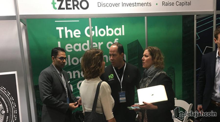 Startup TZero Ingin Luncurkan Keamanan Token Market
