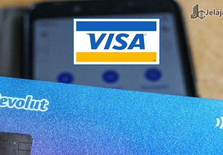 Revolut Bermitra dengan Visa untuk Perluas Layanan