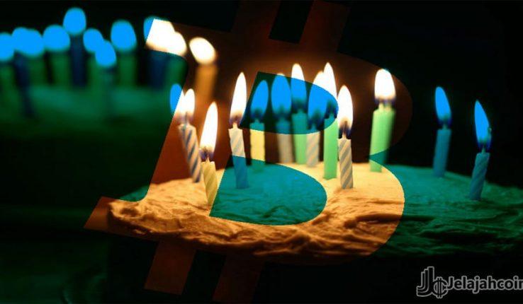Hari Ini Adalah Hari Ulang Tahun Bitcoin Ke 11 Tahun