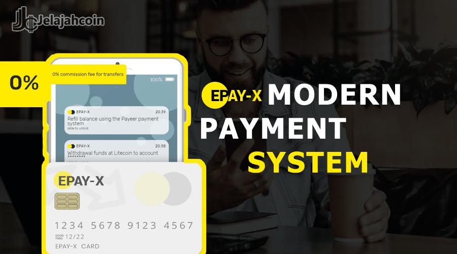 Epay-x Platform Pembayaran Termudah dan Terbaik Didunia
