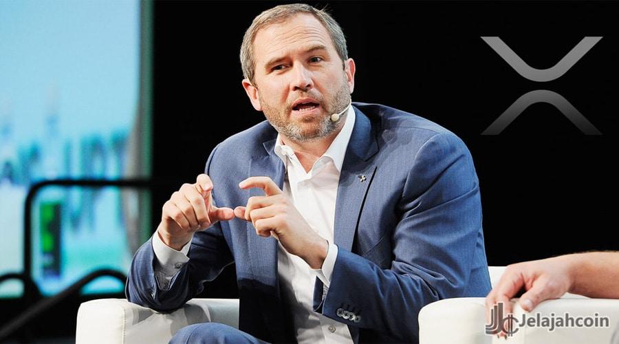 CEO Ripple: Hanya 1% Crypto Hari Ini Yang Akan Bertahan