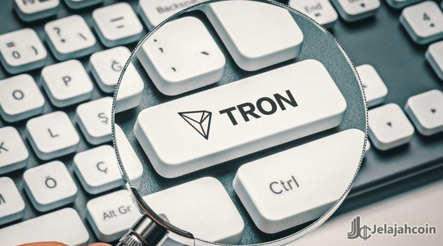 Total Akun Tron Network Mencapai 4 Juta Setelah Bekerjasama Dengan Samsung