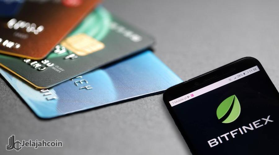 Sekarang Bitfinex Terima Kartu Kredit & Debit Untuk Beli Crypto