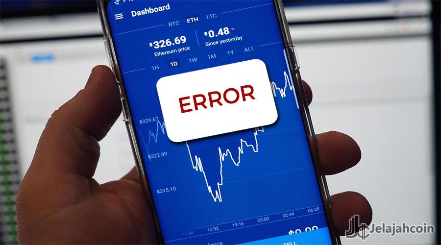 Apple Menghapus Aplikasi Coinbase Dari App Store