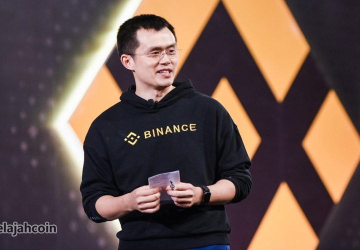 CEO Binance Mengakui Shilling Ke Binance Coin dan Bitcoin