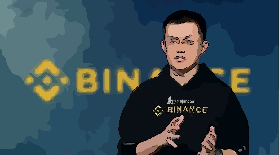 "CEO Binance, CZ Sebut Dirinya Sebagai ""Hustlers"""