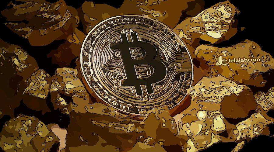Keuntungan Bitcoin Disorot oleh Repatriasi Emas Global