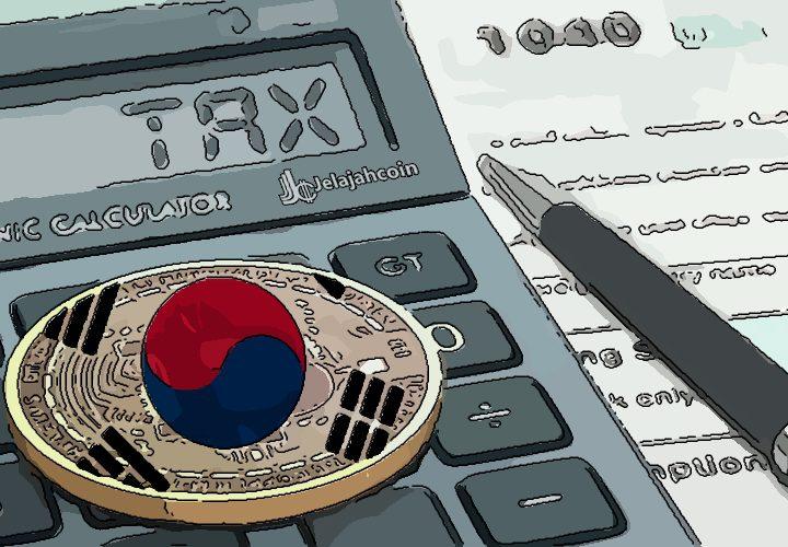Korea Selatan Hasilkan 20% dari Pajak Cryptocurrency