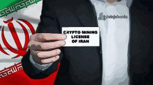 penambang crypto iran
