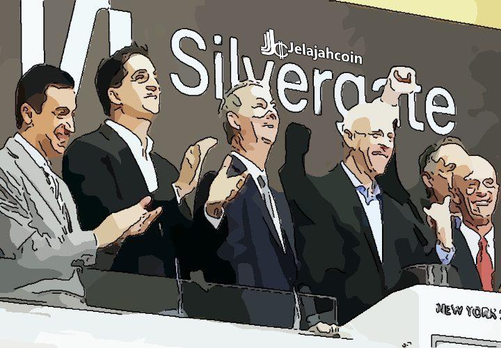 Silvergate Bank dan Bitstamp Luncurkan Pinjaman Bitcoin
