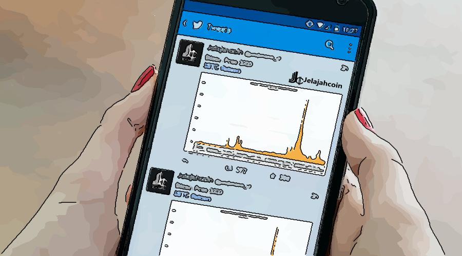 """Data """"Sentimen Twitter"""" Bitcoin akan diluncurkan oleh BNC"""