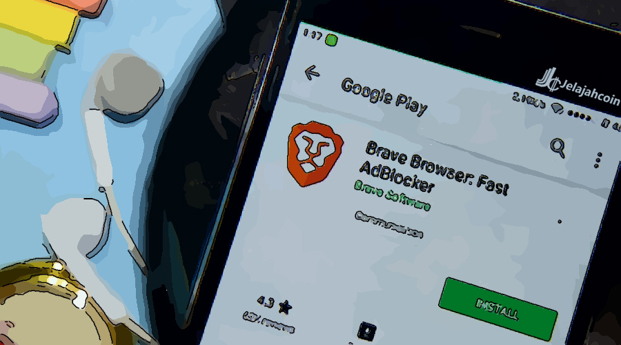 Brave Tantang Google Ads Sebelum Yakinkan Regulator UK