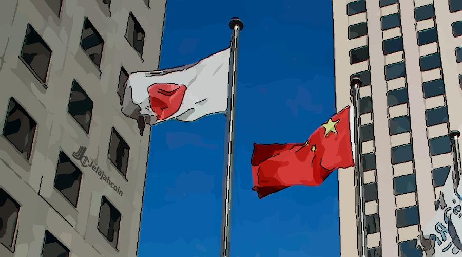 Jepang Desak China Untuk Menunda Uang Digital-nya
