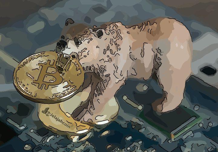 Bagini Cara Mengenal Kemunculan Pasar Beruang Bitcoin