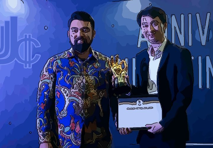 Indodax Raih Penghargaan Sebagai Marketplace Aset Crypto Terbaik