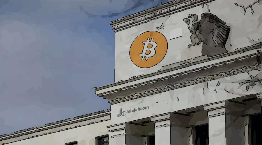 Bitcoin Membalikkan Kerugian Setelah The Fed Melakukan Langkah Ini