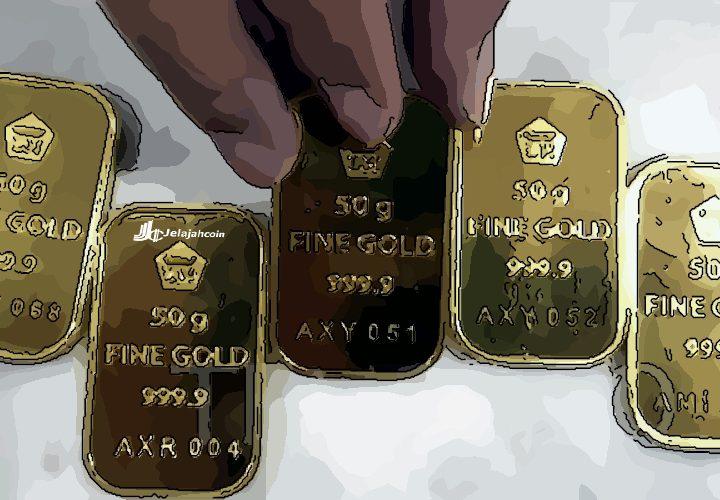 Analisis: Alasan Kenapa Harga Emas Harus 5x Lebih Besar