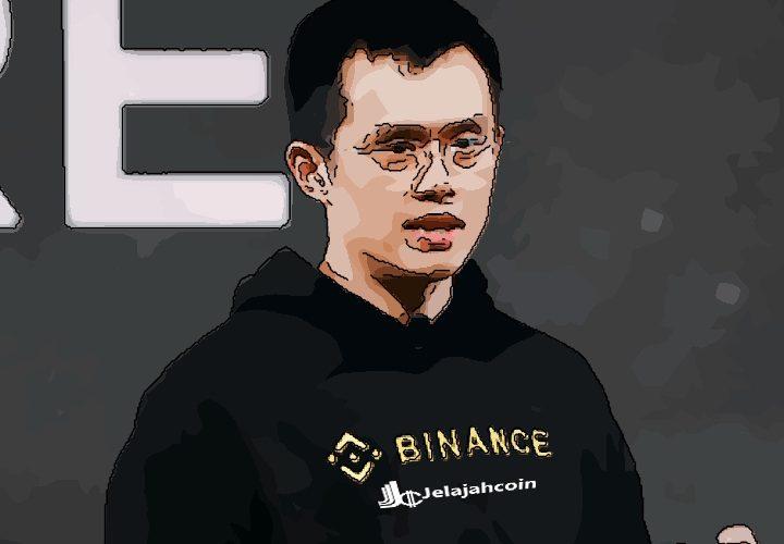 CEO Binance Jelaskan Alasan Kenapa Pasar Crypto Jatuh Minggu Lalu