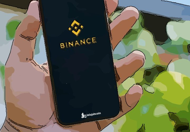 Binance Menghapus Logo Visa Dari Binance Card