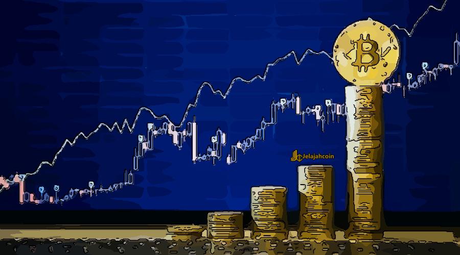 Bitcoin Kembali Mendominasi Pasar Crypto di Tahun 2020
