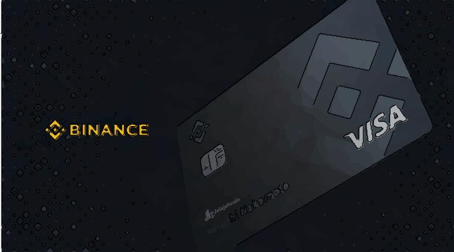 Binance Card Debit Visa Resmi Diluncurkan Untuk Pengguna
