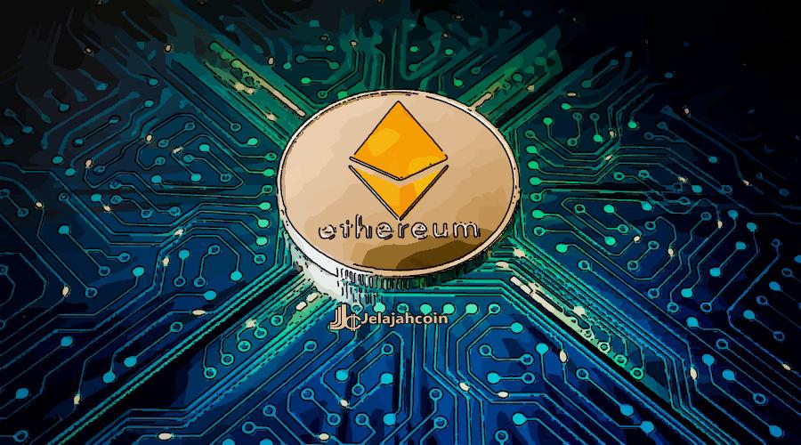 Pertumbuhan Jaringan Ethereum Melonjak Di Tahun 2020 Ini